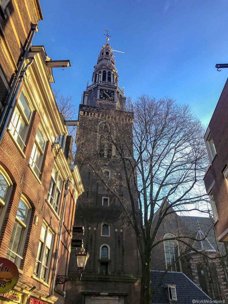 Niederlande, Amsterdam 41a-Rotlichviertel