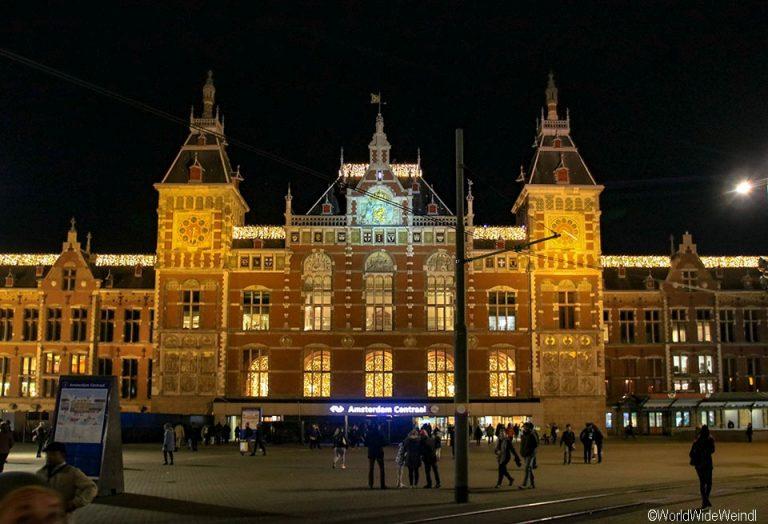 Niederlande, Amsterdam 106, Amsterdam Centraal