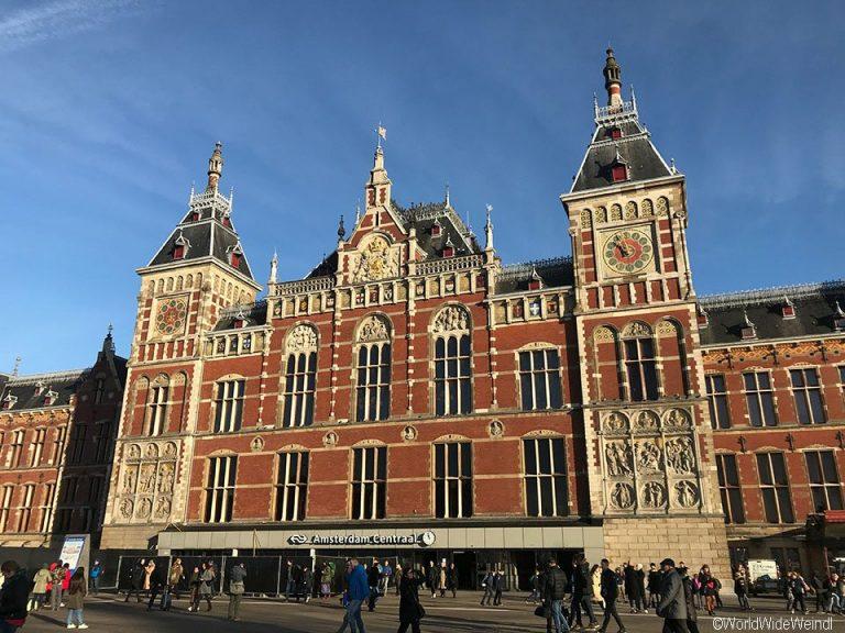 Niederlande, Amsterdam 107, Amsterdam Centraal