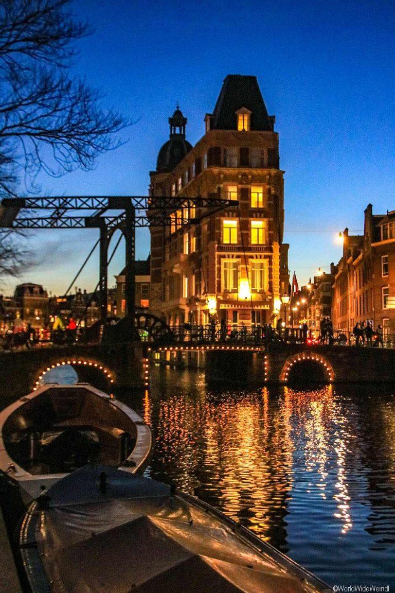 Niederlande, Amsterdam 130, Kloveniersburgwal