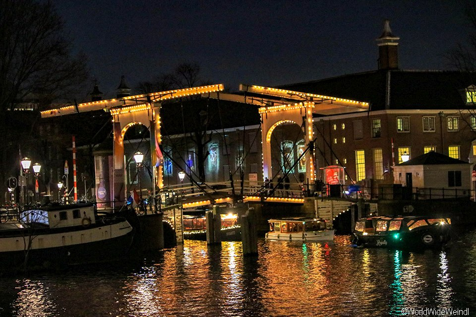 Niederlande, Amsterdam 142, Walter Süskindbrug