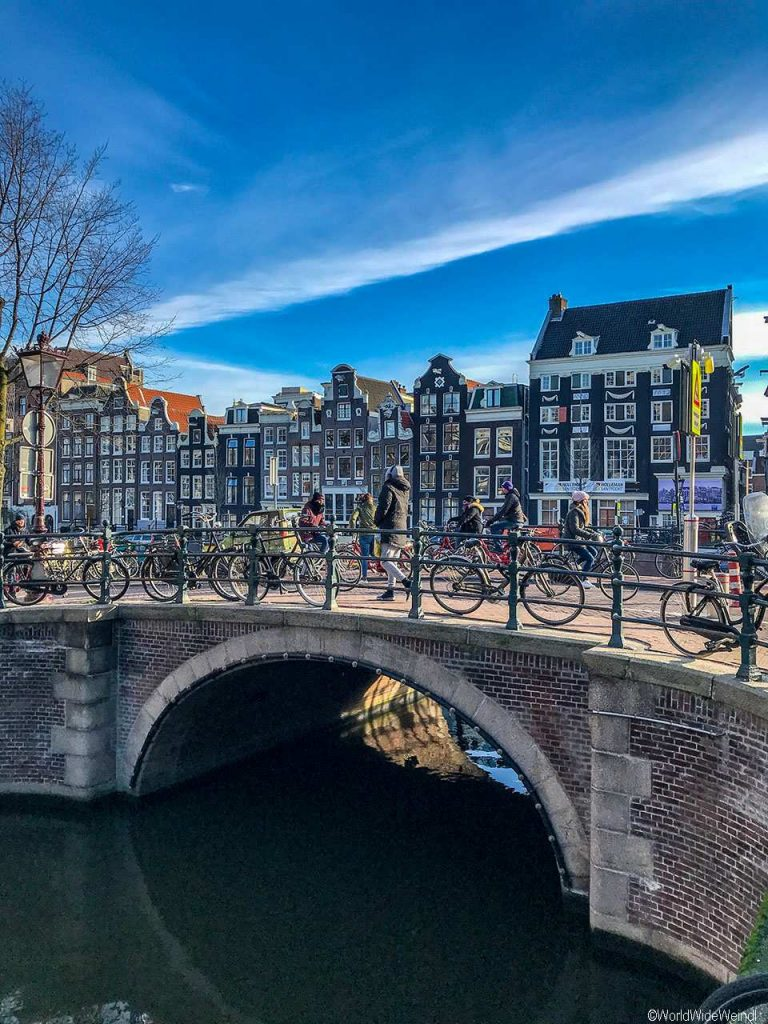 Niederlande, Amsterdam 200, Single, Blauwburgwal