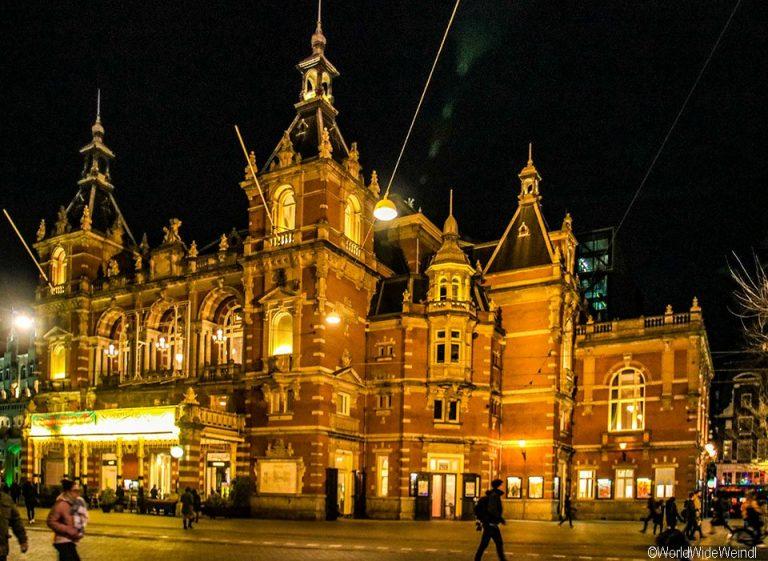 Niederlande, Amsterdam 22- Stadsschouwburg Stadttheater