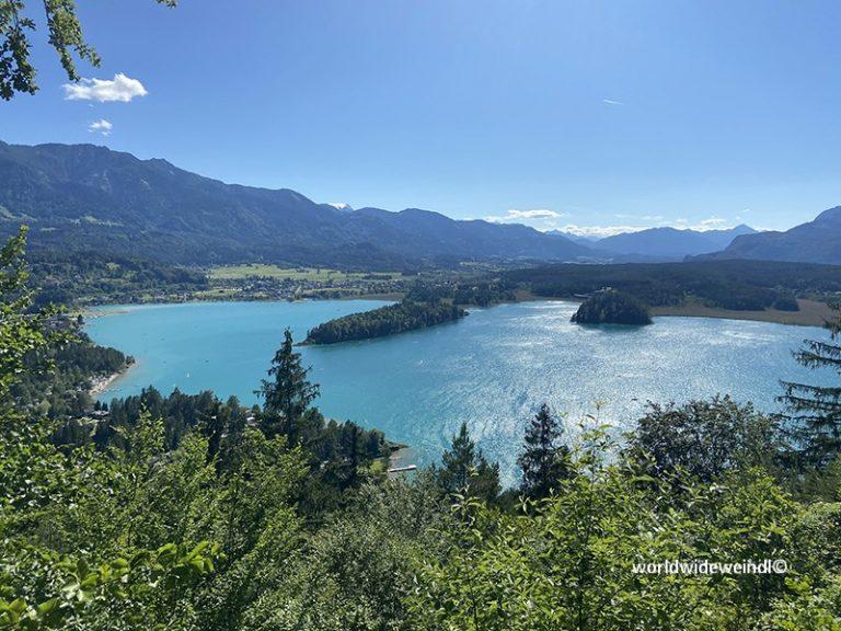 Kärnten 0043a_Aussichtspunkt auf den Faaker See