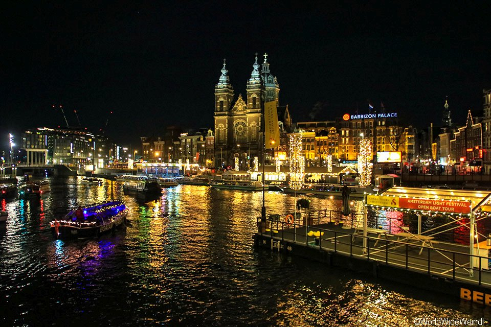 Niederlande, Amsterdam 102, Amsterdam Centraal, Basilika St. Nikolaus