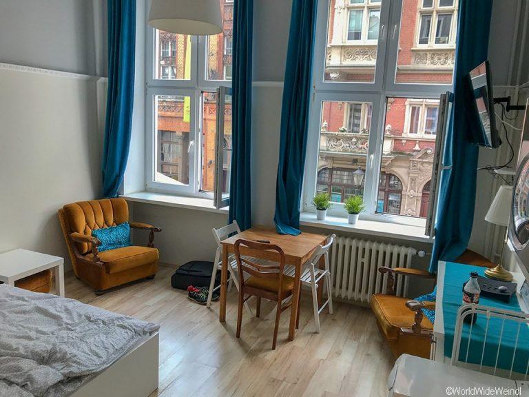 Danzig_Gdansk_02a_Apartment Ogarna Centrum Starówka