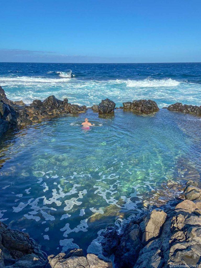 Naturschwimmbecken Charco Los Chochos