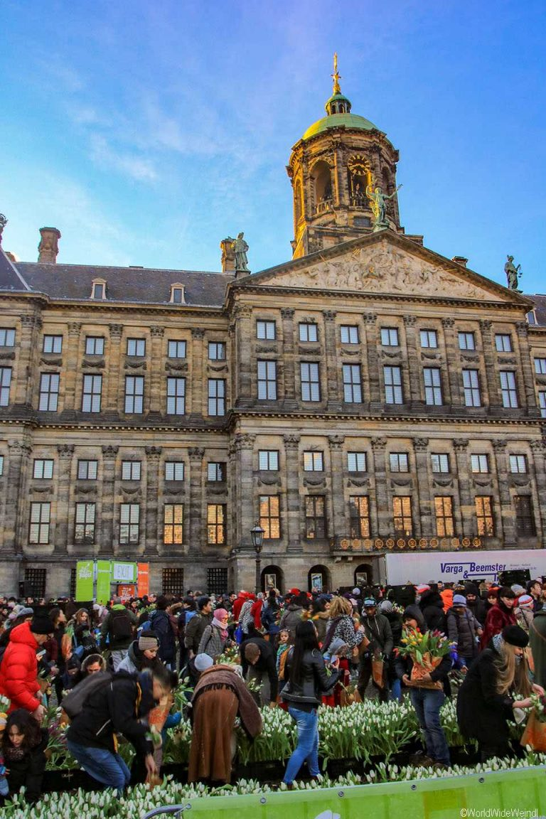 Niederlande, Amsterdam 112, Paleis op de Dam, Königspalast