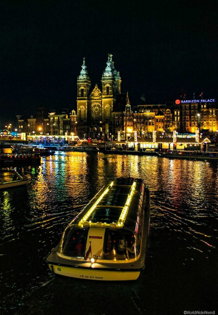 Niederlande, Amsterdam 104, Amsterdam Centraal, Basilika St. Nikolaus