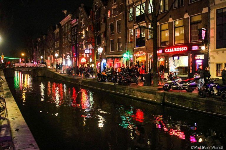 Niederlande, Amsterdam 49-Rotlichviertel