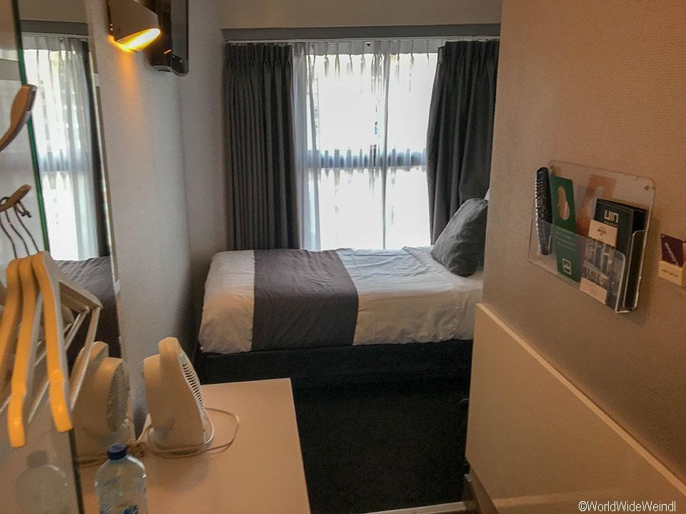 Niederlande, Amsterdam 61, Zimmer