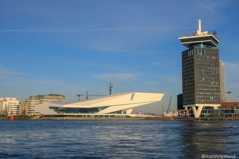 Niederlande, Amsterdam 70, Bootstour