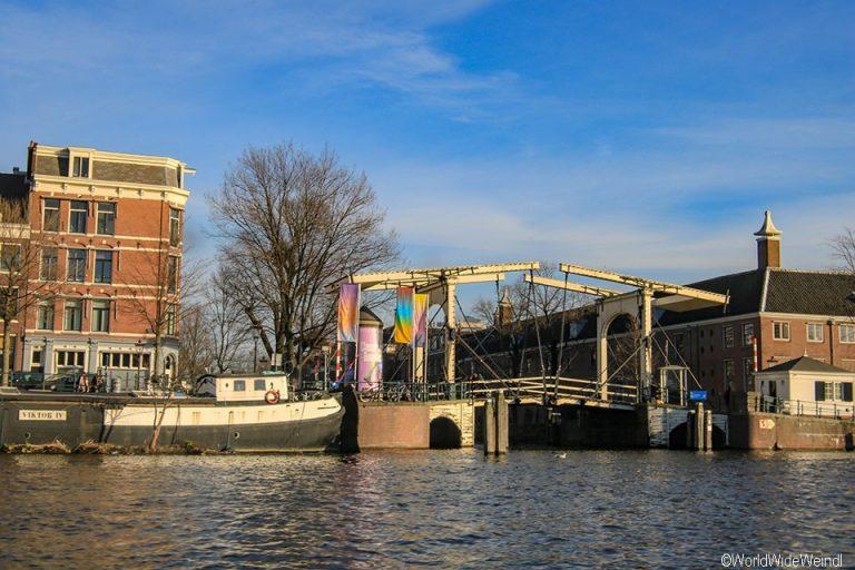 Niederlande, Amsterdam 74, Bootstour