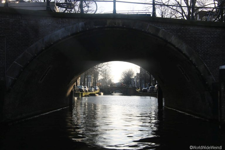 Niederlande, Amsterdam 76, Bootstour