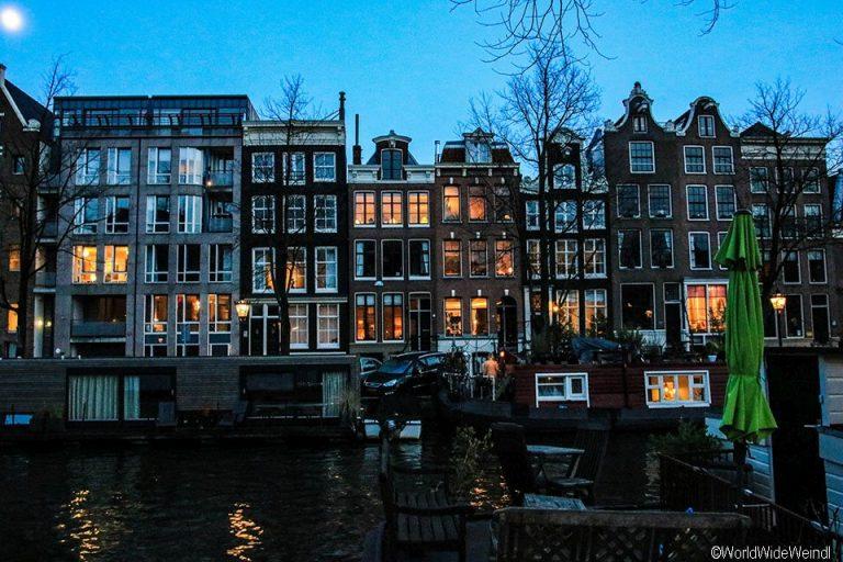 Niederlande, Amsterdam 03- Prinsengracht