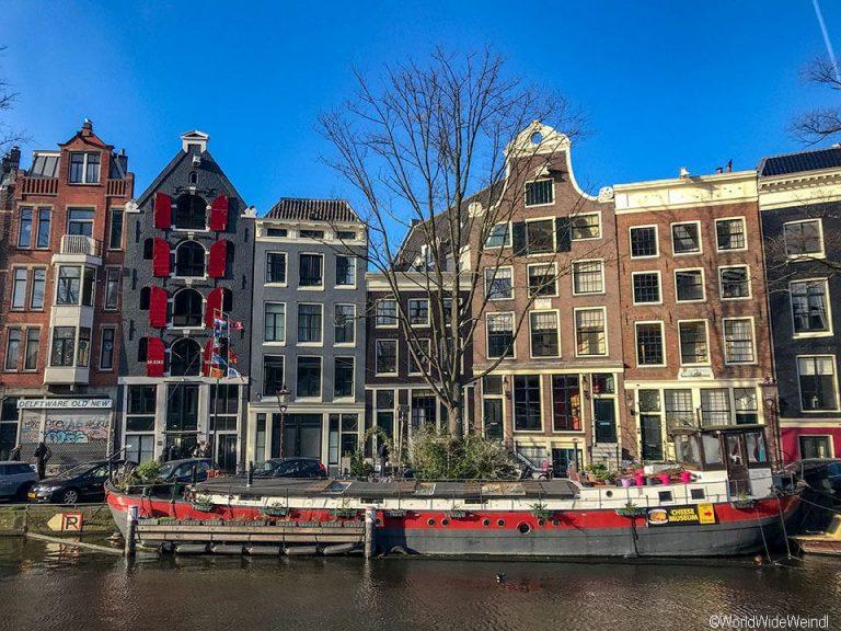 Niederlande, Amsterdam 04- Prinsengracht