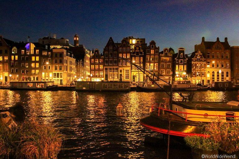 Niederlande, Amsterdam 121, Groenburgwal