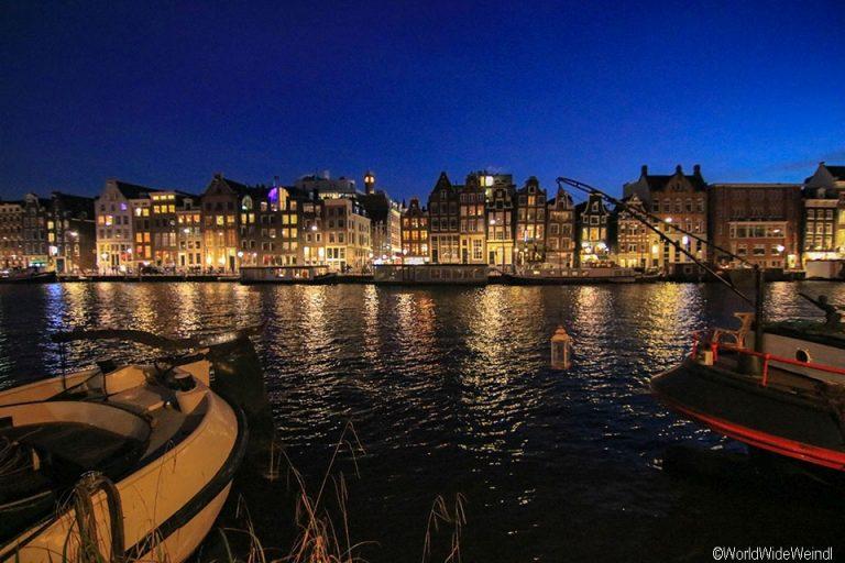 Niederlande, Amsterdam 123, Groenburgwal