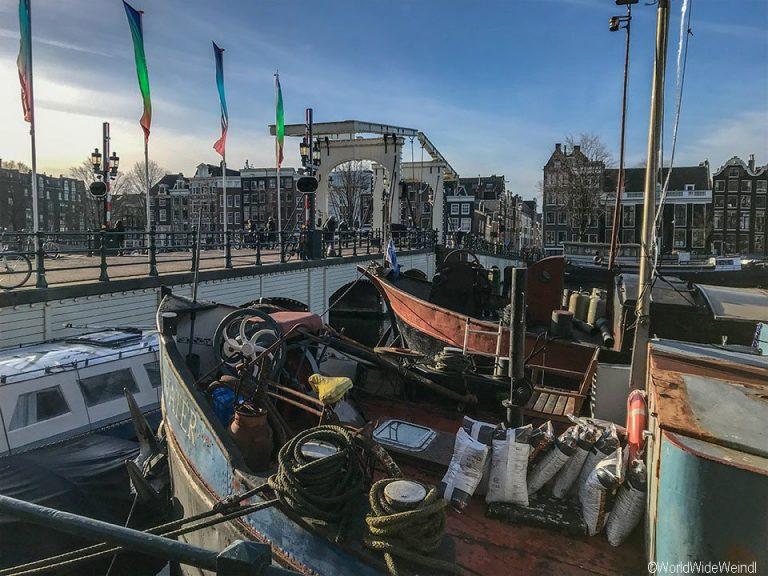 Niederlande, Amsterdam 138, Magere Brug