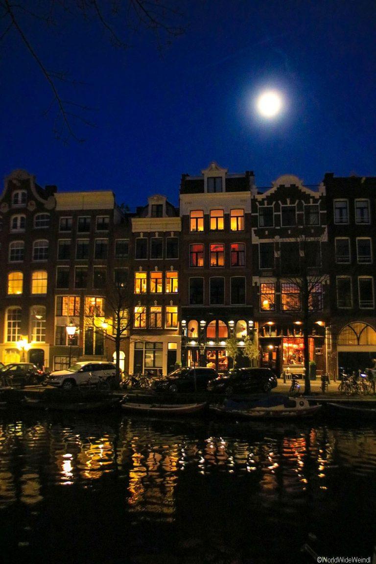 Niederlande, Amsterdam 3b-Prinsengracht