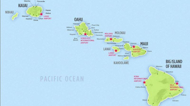 Vorbeireitung- Hawaii KarteJPG