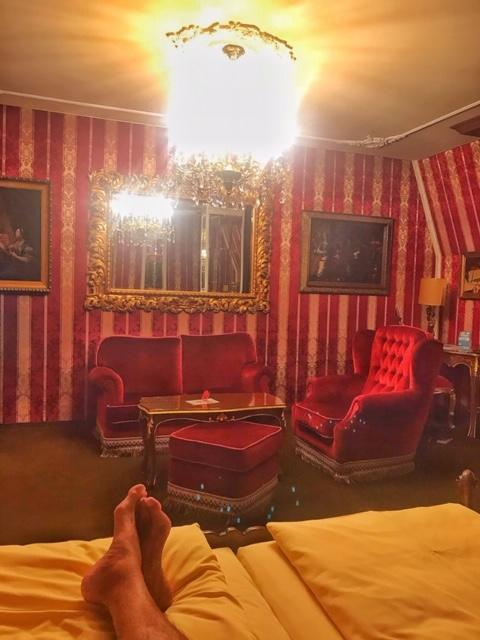 Kärnten, Klagenfurt- Hotel Porcia