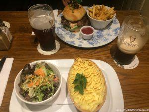 Dublin, Cottage Pie