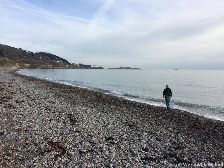 Dublin, Killiney Beach