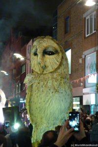 Dublin Halloween Parade