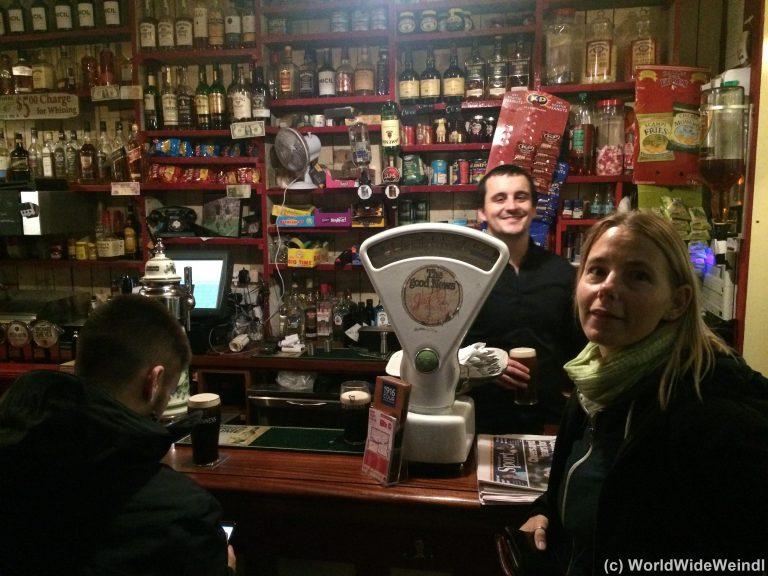 Dublin,Mary's Bar & Hardware Shop