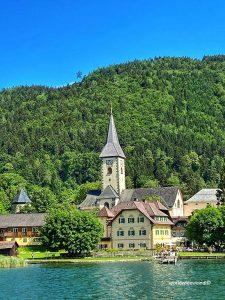 Kärnten 0125_Ossiacher See