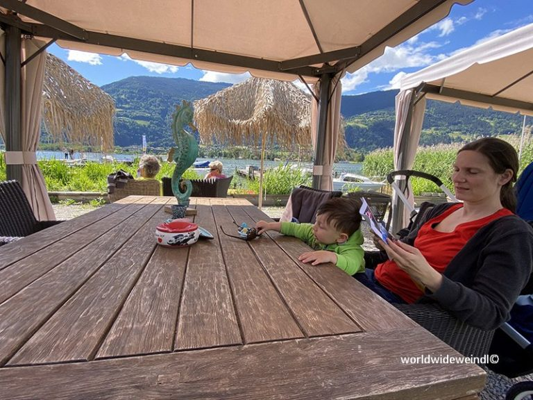 Kärnten 0126_Ossiacher See