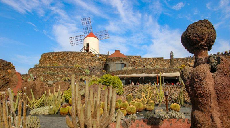 Lanzarote 957, Jardin de Cactus
