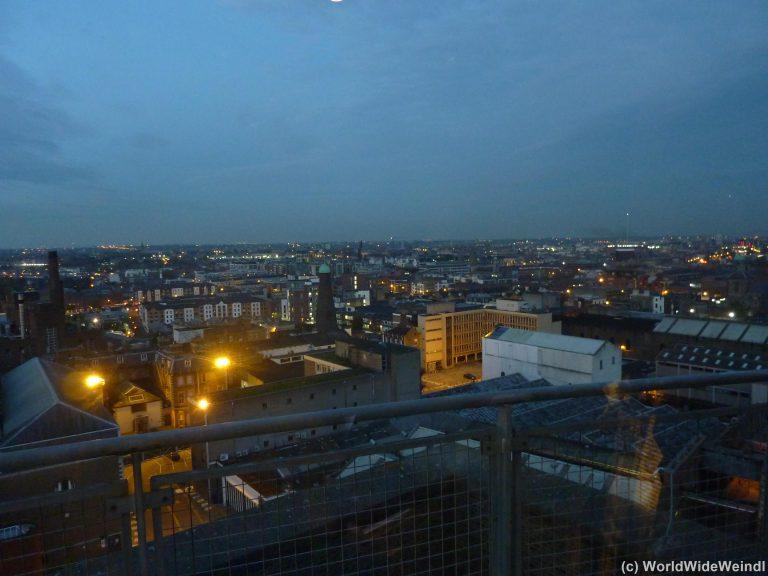 Dublin,Gravity Bar , Guiness Storehous
