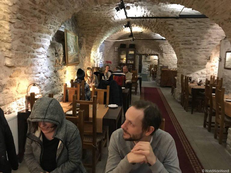 Tallinn 105- Restaurant Oliver