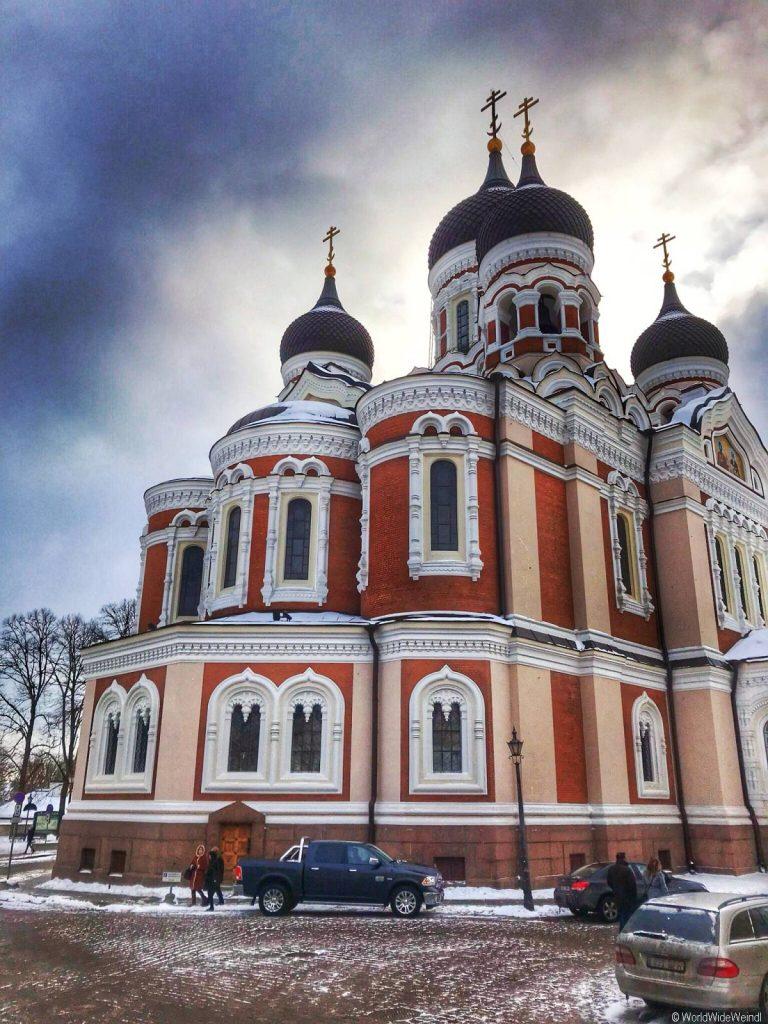 Tallinn 125- Alexander-Newski-Kathedrale