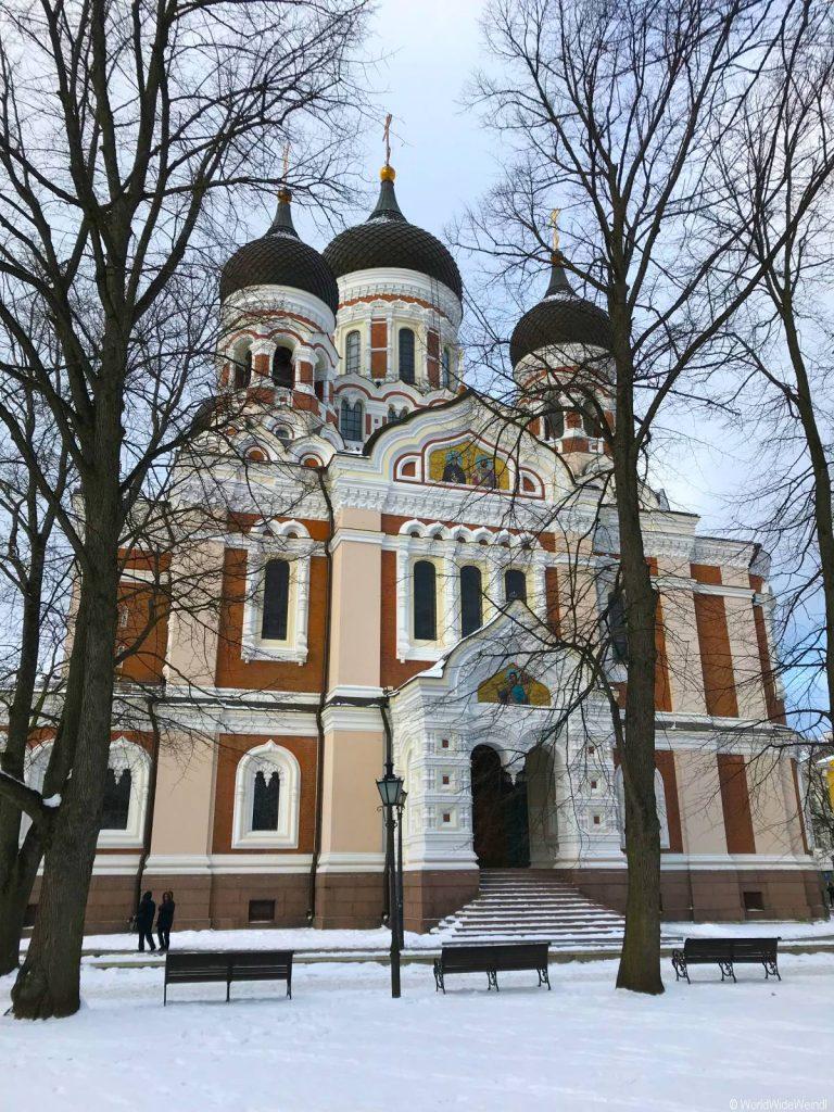 Tallinn 130- Alexander-Newski-Kathedrale