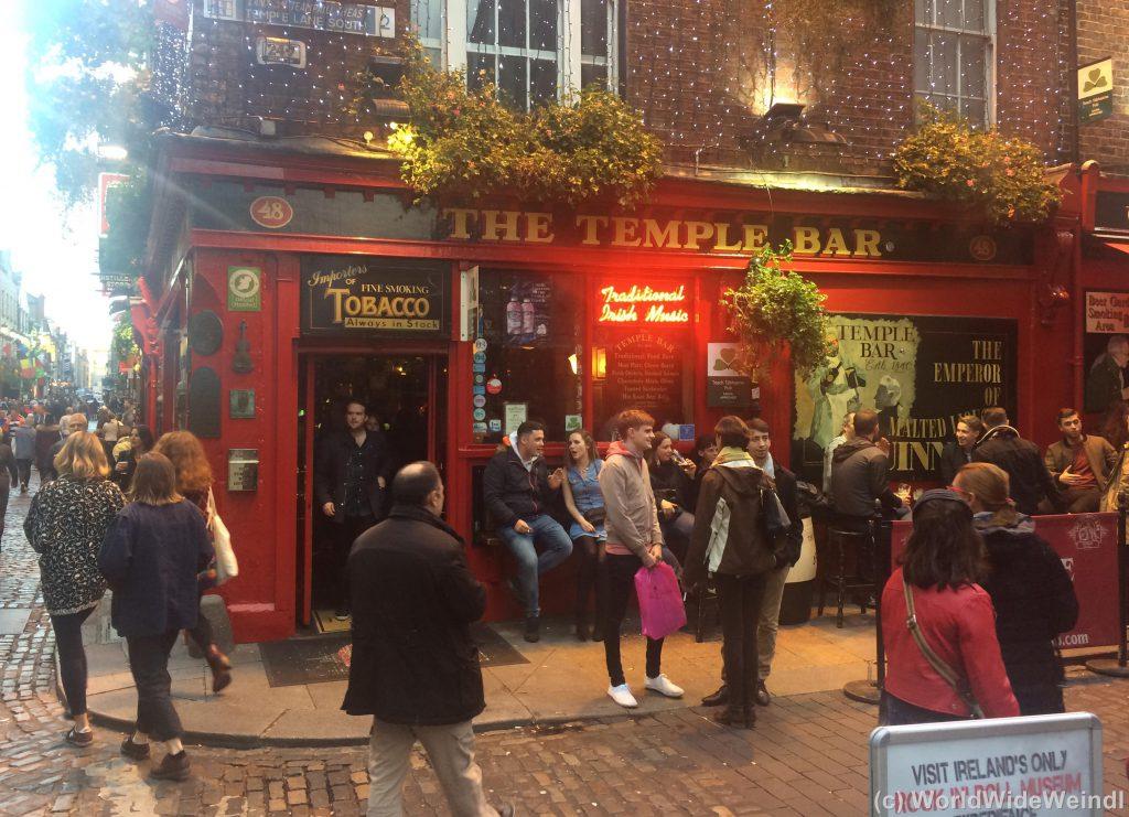 Dublin, The Temple Bar