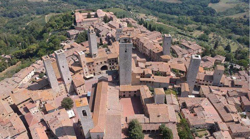 Panorama- San Gimignano