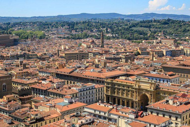 Toskana332-Florenz, Domkuppel