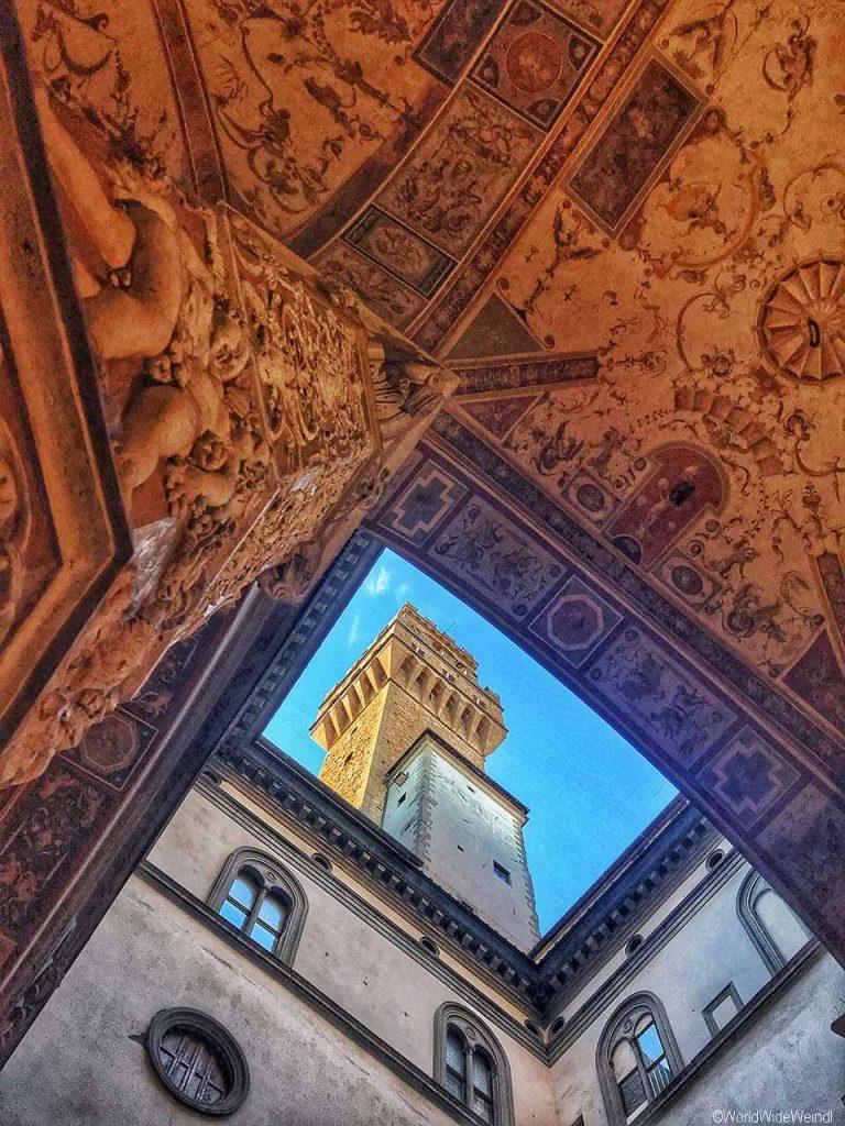 Toskana342, Florenz, Palazzo Veccio