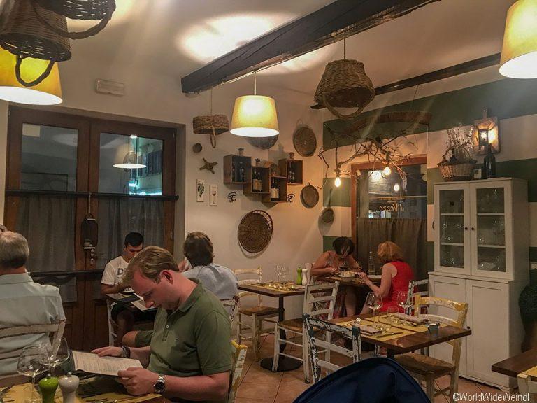 Toskana349, FLorenz Restaurant Il Vezzo