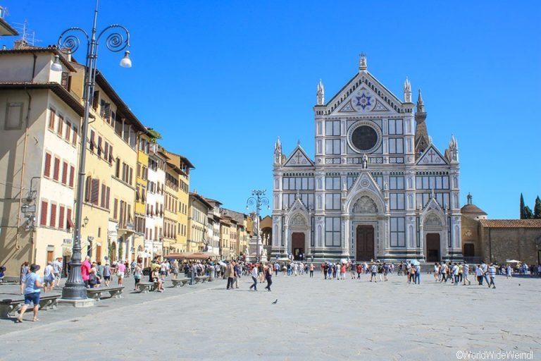 Toskana360-Florenz, Santa Croce