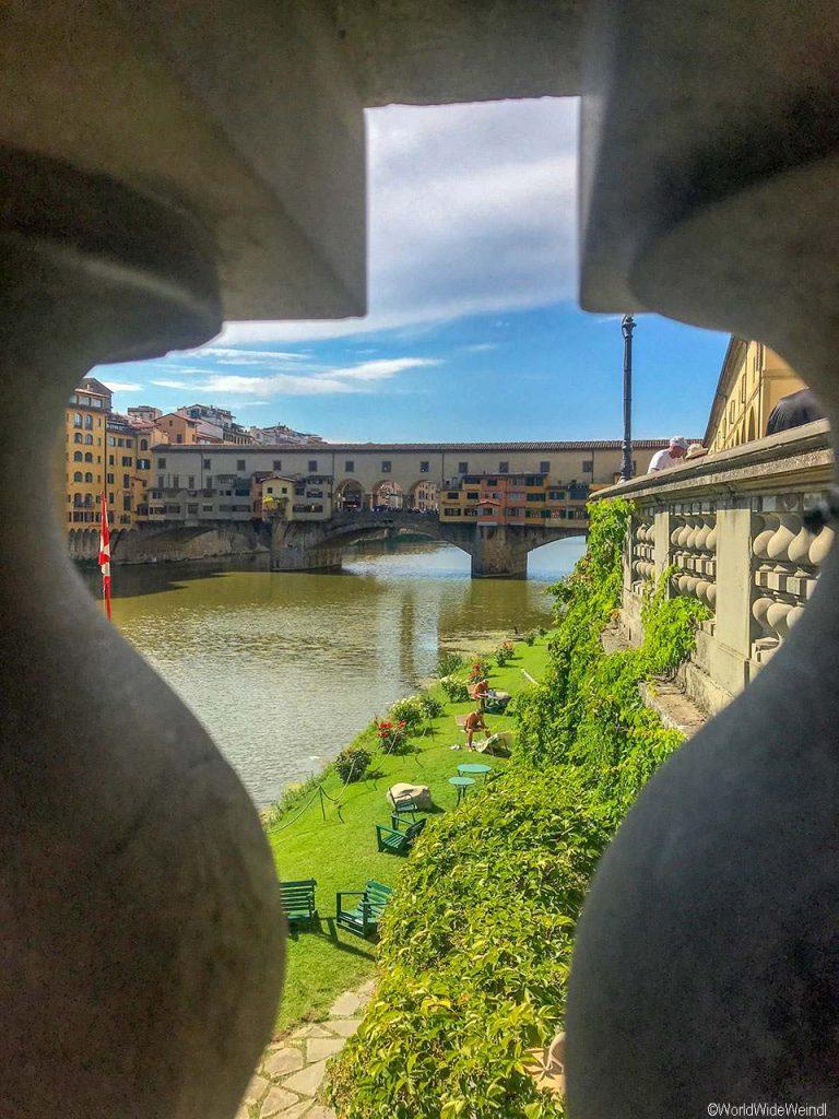 Toskana364, Florenz, Ponte Veccio