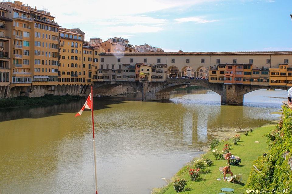 Toskana365, Florenz, Ponte Veccio